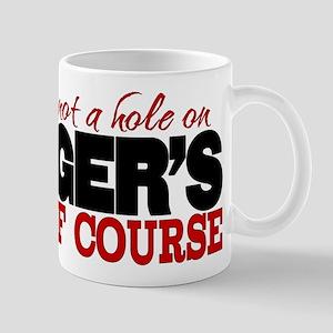 Tiger's Golf Course Mug