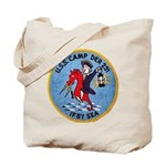 USS CAMP Tote Bag