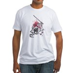 Ace of Spades Fitted T-Shirt
