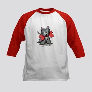 Bad To The Bone Kids Baseball Jersey