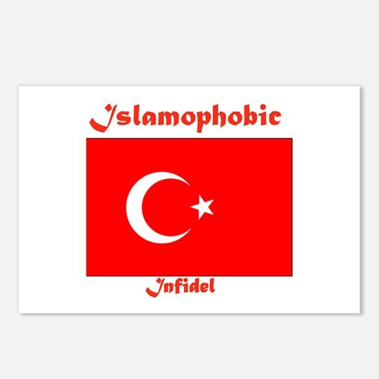 THE RELIGION OF PEACE Postcards (Package of 8)