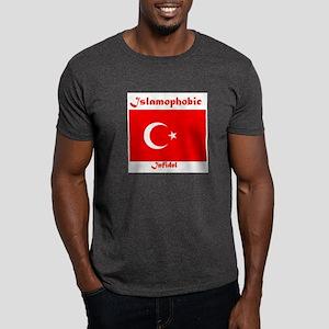 THE RELIGION OF PEACE Dark T-Shirt