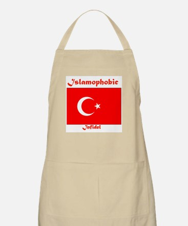 THE RELIGION OF PEACE Apron