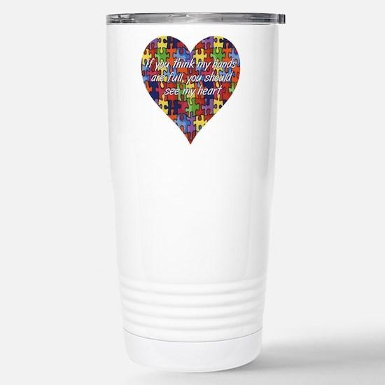 Unique Should Travel Mug