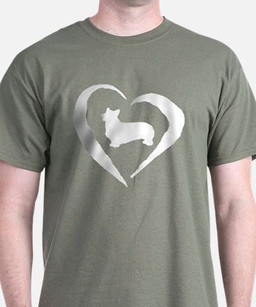 Pembroke Heart T-Shirt