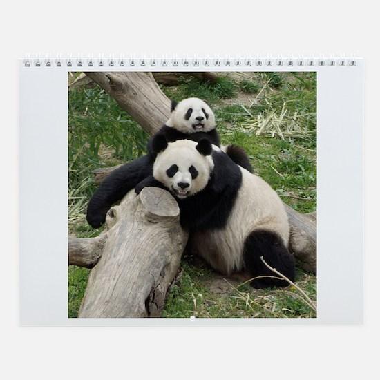 Baby Animal Wall Calendar