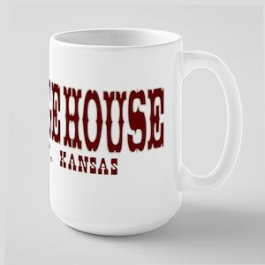 The Dodge House Large Mug