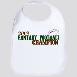 Fantasy Football Champ 2009 Bib