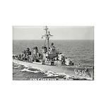 USS CAPERTON Rectangle Magnet (100 pack)