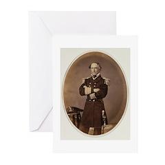 David Glasgow Farragut Greeting Cards (Pk of 20)