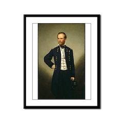 William T. Sherman Framed Panel Print