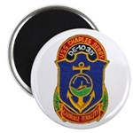 """USS CHARLES BERRY 2.25"""" Magnet (10 pack)"""