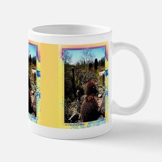 Desert Garden Mug