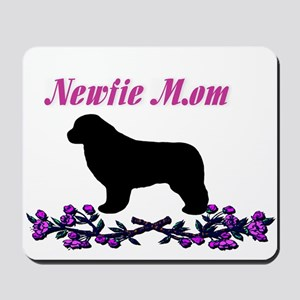 Newfie Mom Mousepad