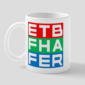 EFF THE BAR Mug