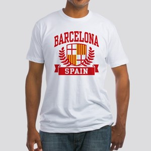 Barcelona Fitted T-Shirt