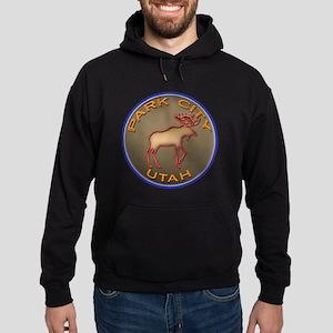 Park City Moose Designs Hoodie (dark)