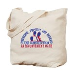 Defend the Constitution Tote Bag