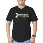 Inconceivable Men's Fitted T-Shirt (dark)