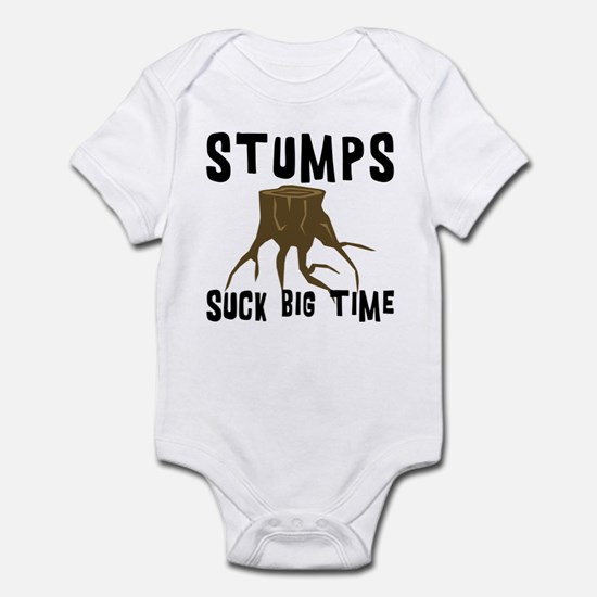 Stumps Suck Infant Creeper
