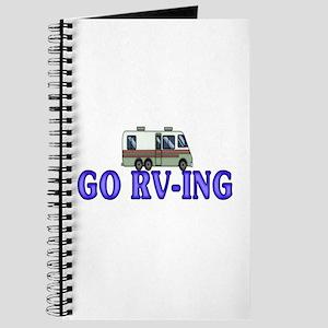 GO RV-ING Journal