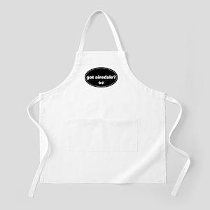 Got Airedale? BBQ Apron