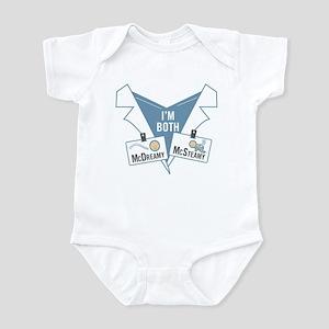 McDreamy & McSteamy Infant Bodysuit