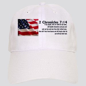 2 Chronicles 7:14 Cap