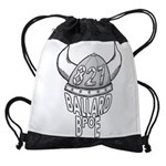 Ballard Lodge Logo Drawstring Bag