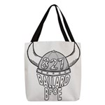 Ballard Lodge Logo Polyester Tote Bag