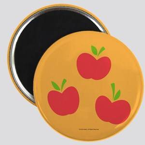 MLP Applejack Cutie Mark Magnet
