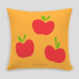 MLP Applejack Cutie Mark Everyday Pillow