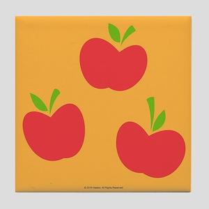 MLP Applejack Cutie Mark Tile Coaster