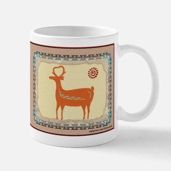 Santo Domingo Deer Mug
