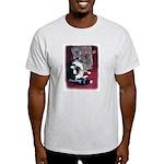 Cleo Cat - Ash Grey T-Shirt