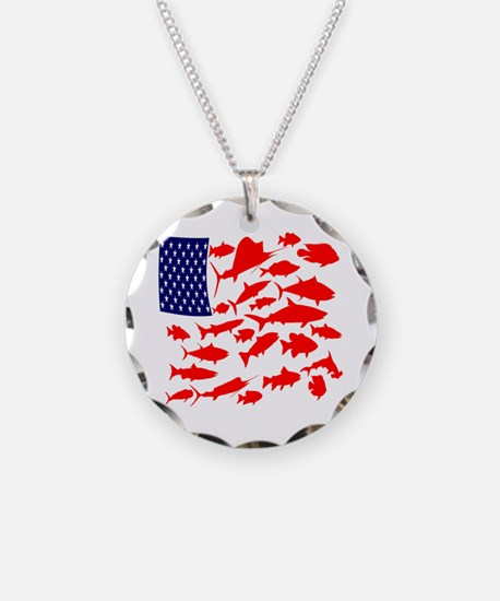 FREEDOM FISH Necklace