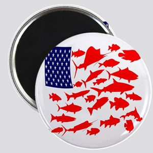FREEDOM FISH Magnets