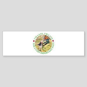 ALICE - FOLLOW ME Bumper Sticker