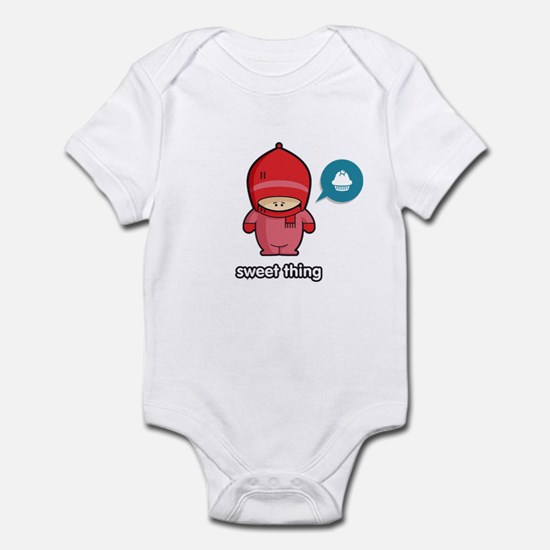 Sweet Thing PNK Infant Bodysuit