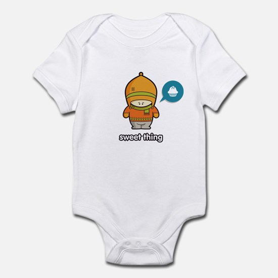 Sweet Thing ORA-TAN Infant Bodysuit