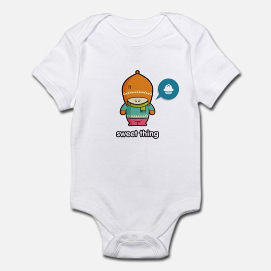 Sweet Thing ORA-PNK Infant Bodysuit