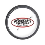 Stanley's Oval Wall Clock