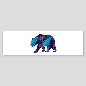 NIGHT WANDERINGS Bumper Sticker
