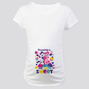 MLP Friendship is Sweet Maternity T-Shirt
