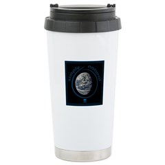 Simply Natural Earth Stainless Steel Travel Mug
