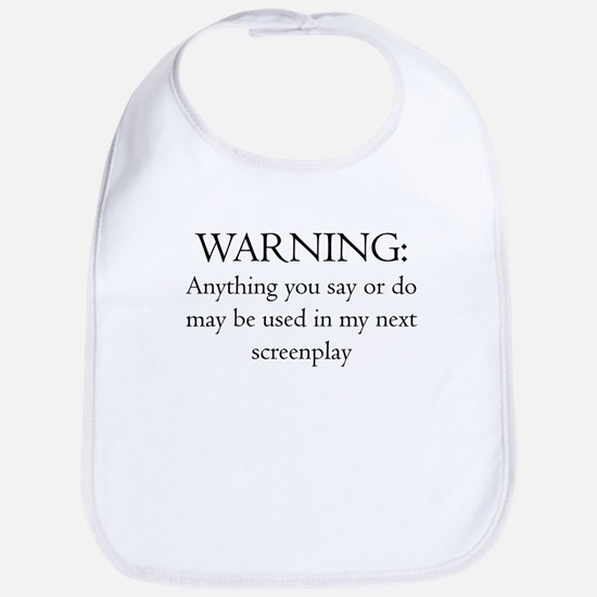 Warning...screenplay Bib