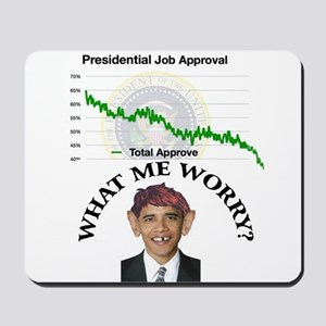PrezApproval Mousepad