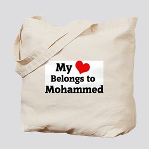 My Heart: Mohammed Tote Bag