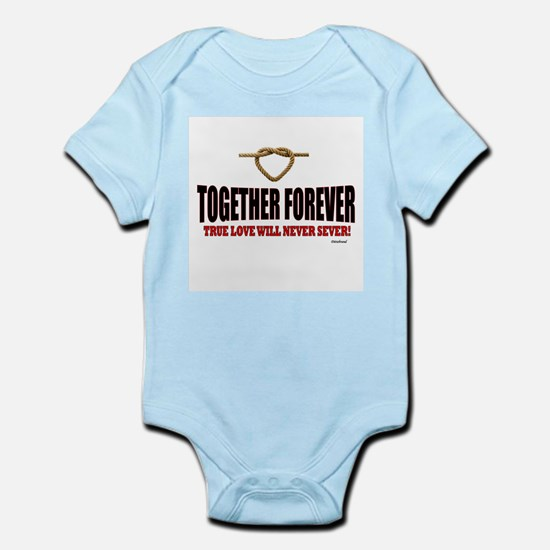 Together Forever Infant Bodysuit