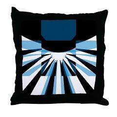 Composite Logo Throw Pillow